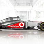 McLaren-MP4 F1 versenyautó