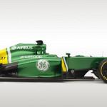 Caterham-ct03 F1 versenyautó