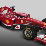 Ferrari F1 versenyautó