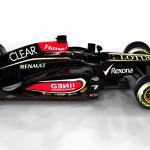 Lotus F1 versenyautó