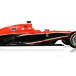 Marussia F1 versenyautó