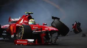 Felipe Massa bukása, izgalmak Monte Carloban