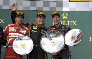 Kimi Räikkönen nyerte az Ausztrál Nagydíjat